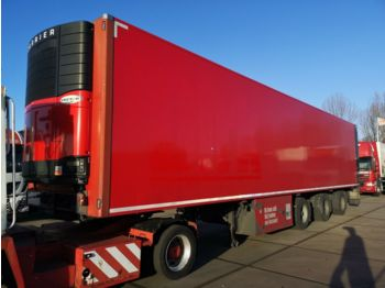 Pacton System Trailer 3 axle Frigo trailer, Carrier, lo  - refrigerator semi-trailer