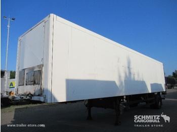 Refrigerator semi-trailer SCHMITZ Auflieger Frischdienst Standard Taillift
