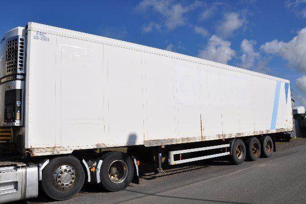 refrigerator semi-trailer SCHMITZ CARGOBULL SKO 24