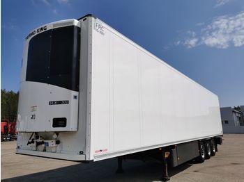 SCHMITZ CARGOBULL SKO 24/L-13.4 - refrigerator semi-trailer