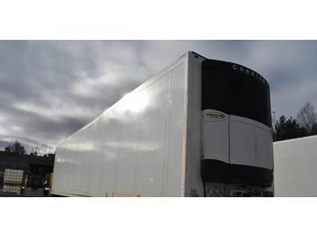 Schmitz Cargobull 24 L used trailer  - refrigerator semi-trailer