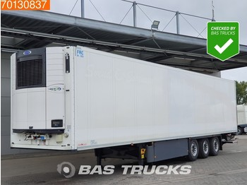 Refrigerator semi-trailer Schmitz Cargobull Bi-/Multitemp Tail Lift Vector 1950mt Dividing wall