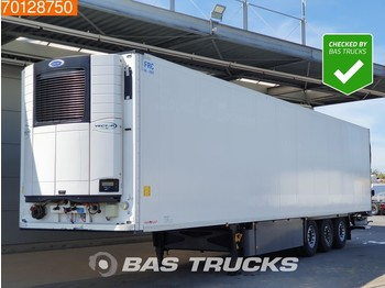 Schmitz Cargobull Bi-/Multitemp Tail Lift Vector 1950mt Dividing wall - refrigerator semi-trailer