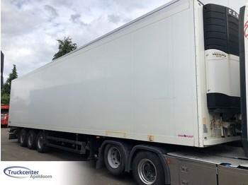 Schmitz Cargobull Multitemp - Doppelstock - Lift axle - Carrier 1800 MT - refrigerator semi-trailer