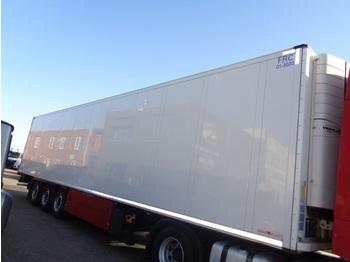 Refrigerator semi-trailer Schmitz Cargobull Oplegger SKo 24 + carrier vector 1550 3x