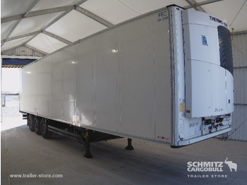 Schmitz Cargobull Reefer Multitemp Double deck - refrigerator semi-trailer
