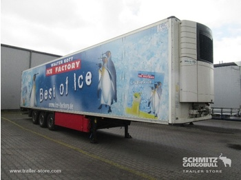 Refrigerator semi-trailer Schmitz Cargobull Reefer Multitemp Double deck Taillift
