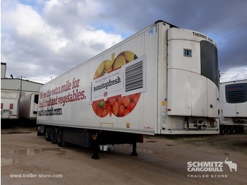 Schmitz Cargobull Reefer flowertransport - refrigerator semi-trailer