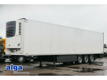Schmitz Cargobull SCB S3B, Doppelstock, 1.500 Stunden,Blumenbreite  - refrigerator semi-trailer