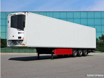 Refrigerator semi-trailer Schmitz Cargobull SCHMITZ THERMO KING SLXi 300 FLOWER WIDE 270 CM HIGH 2 TONS LIFT: picture 1