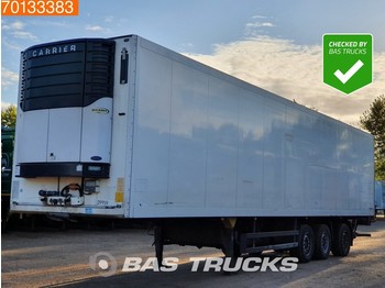 Refrigerator semi-trailer Schmitz Cargobull SKO20 Carrier Maxima 1300 3 axles Ladebordwand Lift+Lenkachse: picture 1