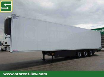 Refrigerator semi-trailer Schmitz Cargobull Thermotrailer, Thermo King SLXi300 , Doppelstock