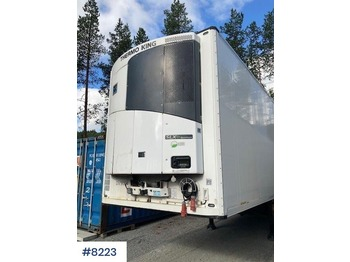 Schmitz trailer in good condition - refrigerator semi-trailer