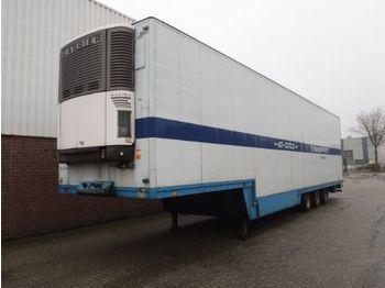 Talson D24 3 assige Koel/vries oplegger - refrigerator semi-trailer