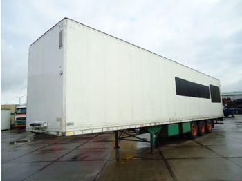 Talson Geïsoleerde box met verwarming - Mit Heizung - With Heater - refrigerator semi-trailer