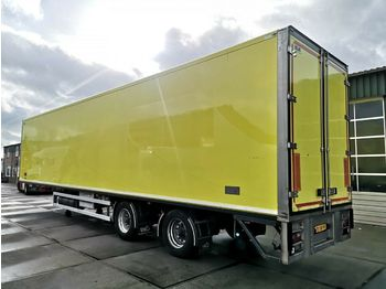 Tracon TO.S 1518 | Frigo Block | Lift -Steering  - refrigerator semi-trailer