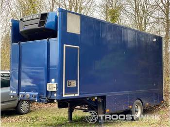 Tracon uden To.1,5-4 - refrigerator semi-trailer