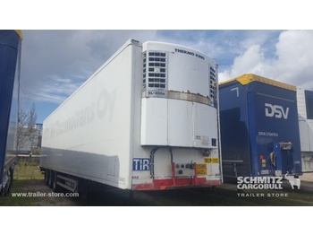 VAK Reefer Standard Double deck - refrigerator semi-trailer