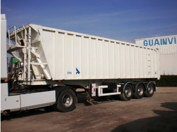 STAS GRAIN CARRIER TRAILER - semi-trailer