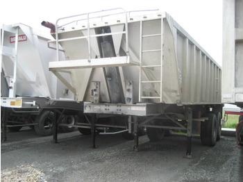 STAS Tipper trailer - semi-trailer