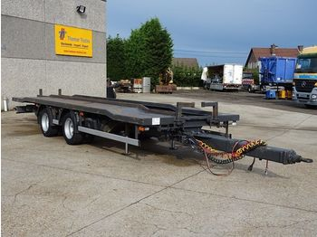 Samro CD19TJ - semi-trailer