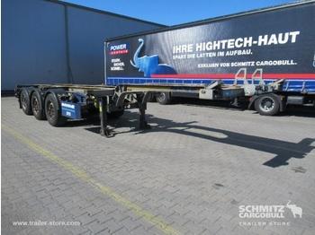 Semi-trailer Schmitz Cargobull Containerchassis Slider