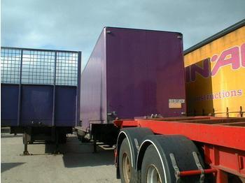 TALSON clothes transport - semi-trailer