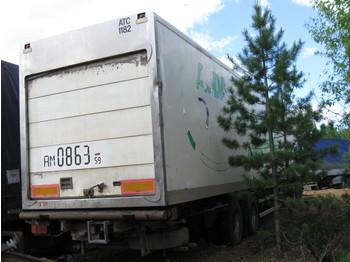 TRAILERS SDC полуприцеп - semi-trailer