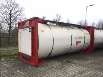 Tank semi-trailer M1 Engineering 25.000 liter non-hazardous liq