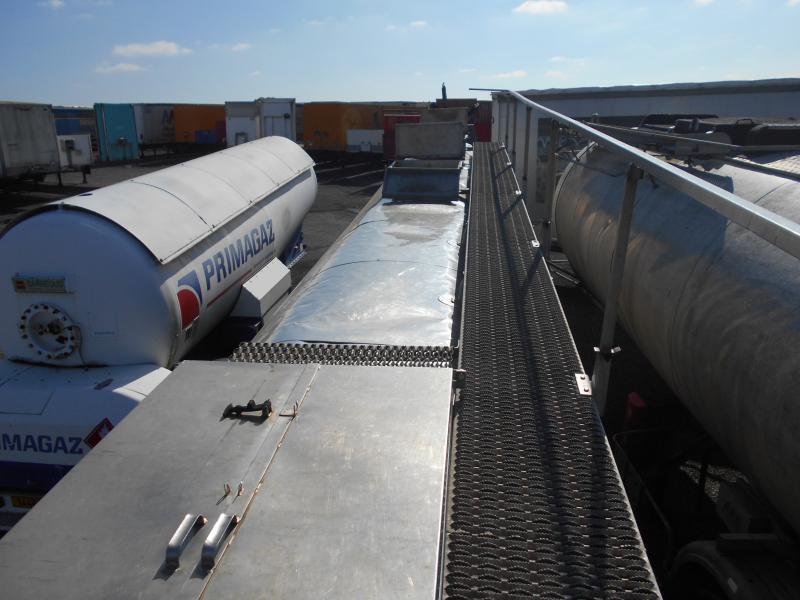 tank semi-trailer Bsl