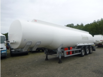Cobo Fuel tank alu 42.9 m3 / 6 comp + counter - tank semi-trailer