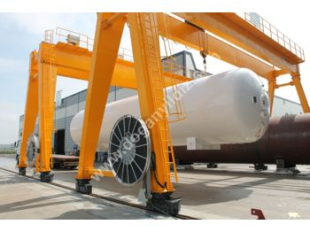 DOĞAN YILDIZ 115 m3 LPG STORAGE TANK - tank semi-trailer