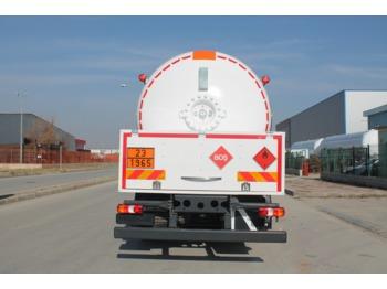 DOĞAN YILDIZ 32 M3 LPG BOBTAIL FULL SYSTEM - tank semi-trailer