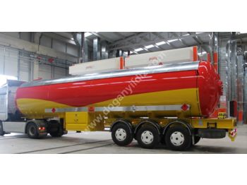 DOĞAN YILDIZ 56 m3 LPG TRAILER TANK - tank semi-trailer