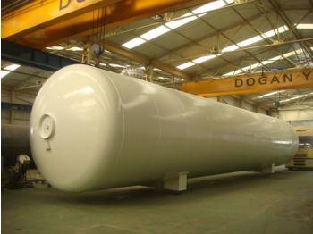 DOĞAN YILDIZ 5 m3 to 250 m3 LPG STORAGE TANK - tank semi-trailer