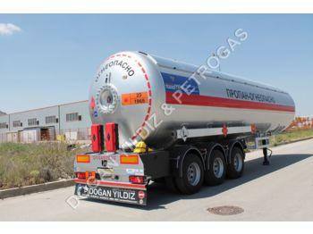 DOĞAN YILDIZ DOĞAN YILDIZ LPG - tank semi-trailer