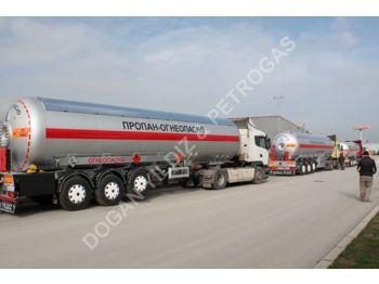 DOĞAN YILDIZ LPG TRANSPORT TANK - tank semi-trailer