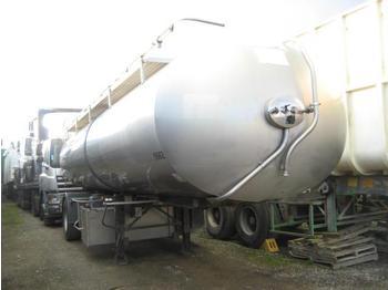Tank semi-trailer ETA INOX