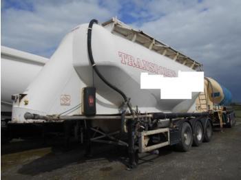 Tank semi-trailer Feldbinder