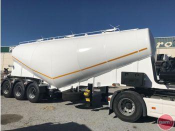 GURLESENYIL GLS3/VS/B - tank semi-trailer