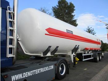 GURLESENYIL GLT12 LPG - tank semi-trailer