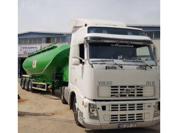 GURLESENYIL silo trailer - tank semi-trailer
