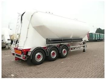Kaessbohrer SSL 38 - tank semi-trailer