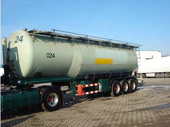 Kässbohrer SSK 48/10-22 kipsilo 48m3 ADR - tank semi-trailer