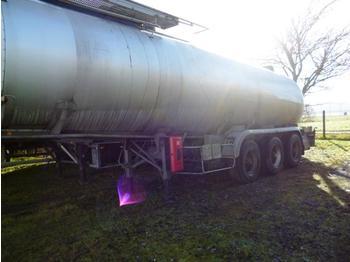 Tank semi-trailer LOHEAC CARB LRD