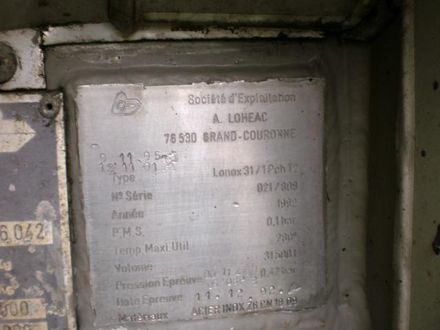 Tank semi-trailer LOHEAC CARB LRD: picture 6