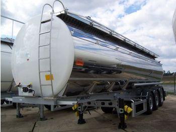 MENCI ATC HEATING CISTERNE ATC PRESSURE - tank semi-trailer