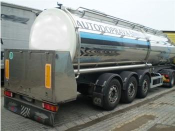 MENCI FOODTANK - tank semi-trailer