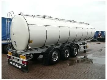 MENCI SA105 LEBENSMITTEL - tank semi-trailer