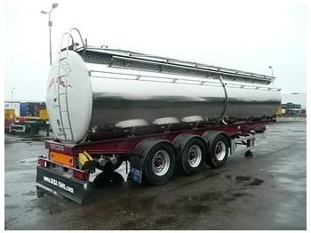 MENCI SL105 - tank semi-trailer